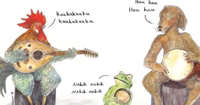 """كيف يتم نطق """"أصوات الحيوانات"""" بلغات مختلفة؟"""