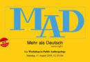 M.A.D. Stories – Workshop