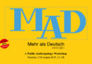 M.A.D. Stories – Workshop
